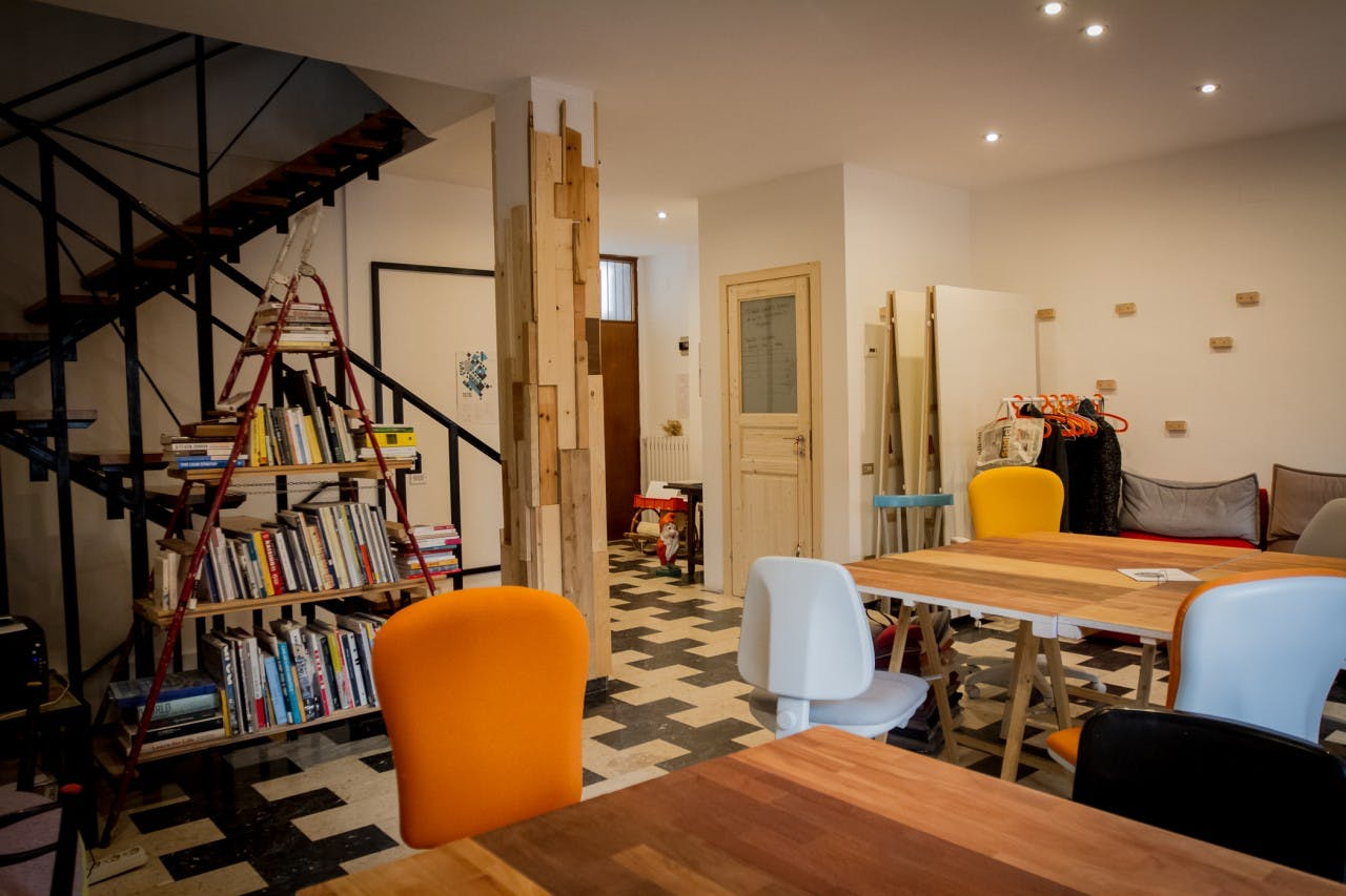 Traditional Italian Rural House w/ Coworking