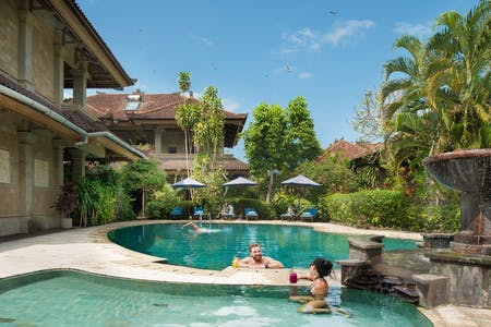 Luxury Tropical Villa  w/ Coworking + Pool + Outdoor Areas