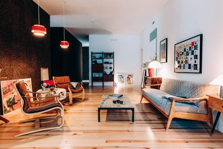 Traditional Remodeled Complex- Incl. Coworking + Rooftop Deck