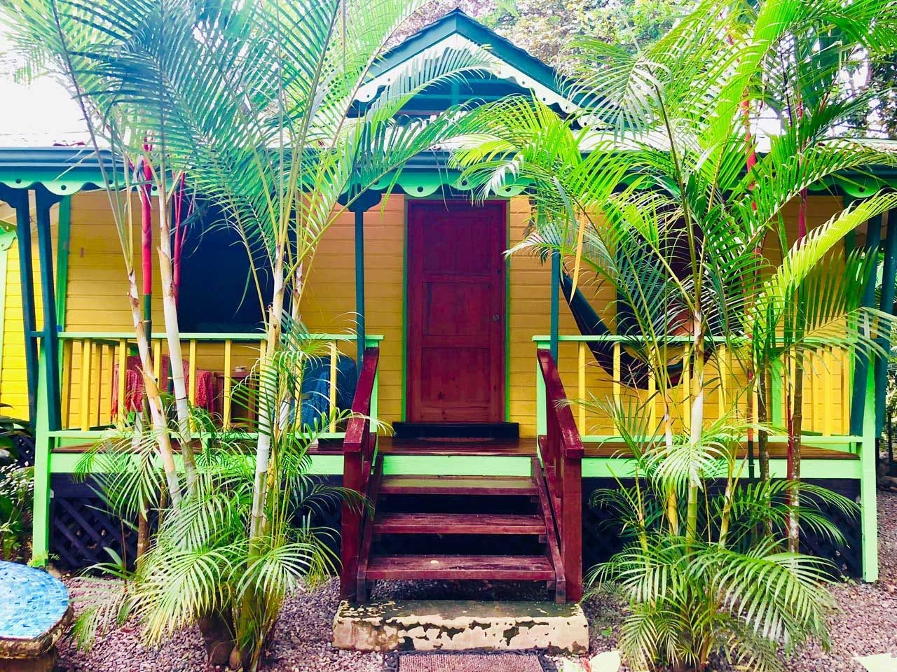 In the Heart of the Jungle | Rustic Cozy House - Incl. Coworking
