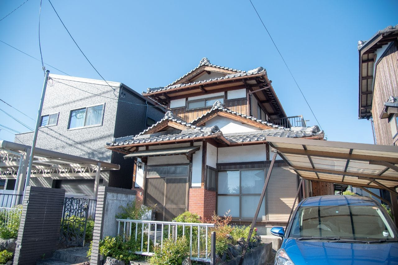 Renovated Traditional Japanese House  - Incl. Coworking