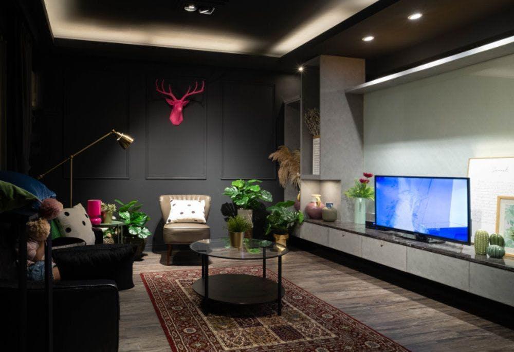 12 Residents   Songshan   Trendy Urban Style Apt. w/ Workspace