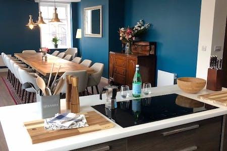 15 Residents | Swan St. - Ancoats | Cozy Elegant Studio - Incl. Workspace