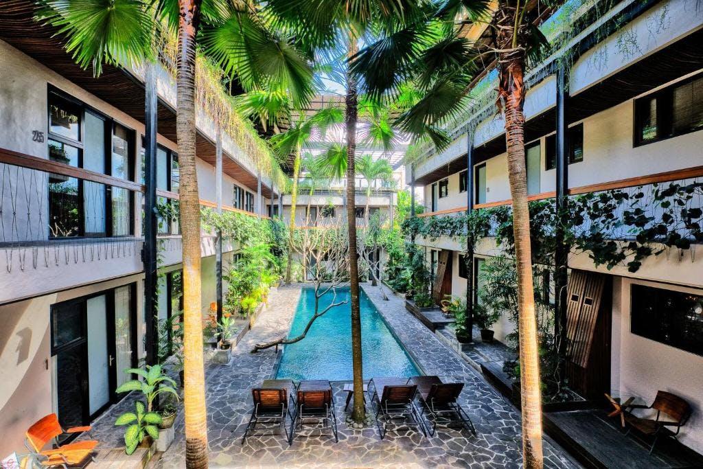 23 Residents | Ubud | Stunning Jungle Oasis Villa  w/ Lounge Areas + Pool