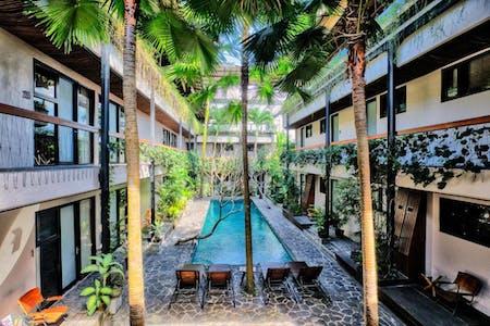 Stunning Jungle Oasis Villa  w/ Lounge Areas + Pool