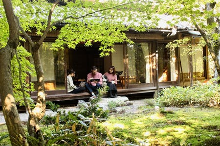 Traditional Kyoto House - Incl. Coworking + Moss Gardens