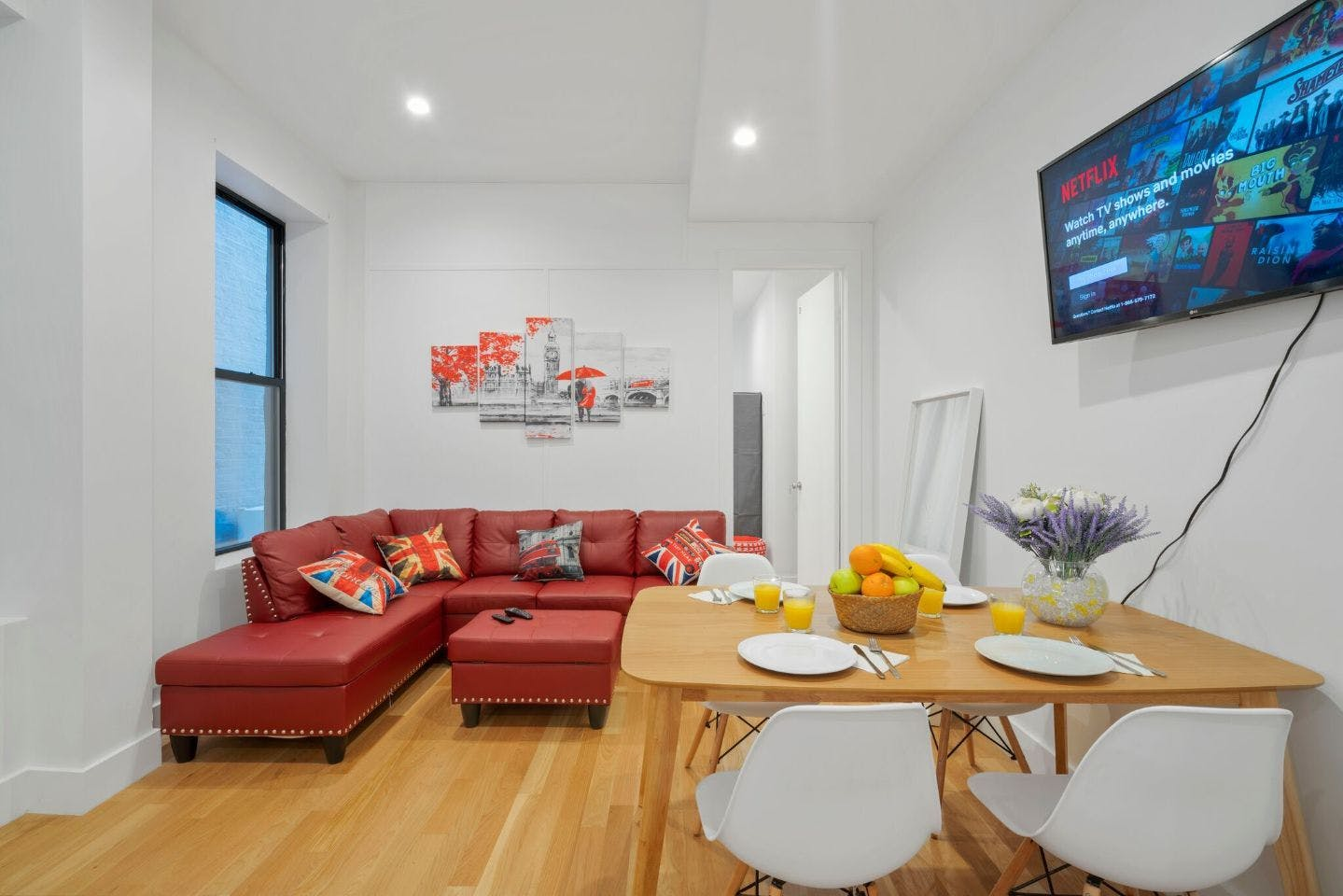 32 Residents | MacDonough St. - Bed-Stuy | Brand New Remodeled House - Incl. Coworking + Gym