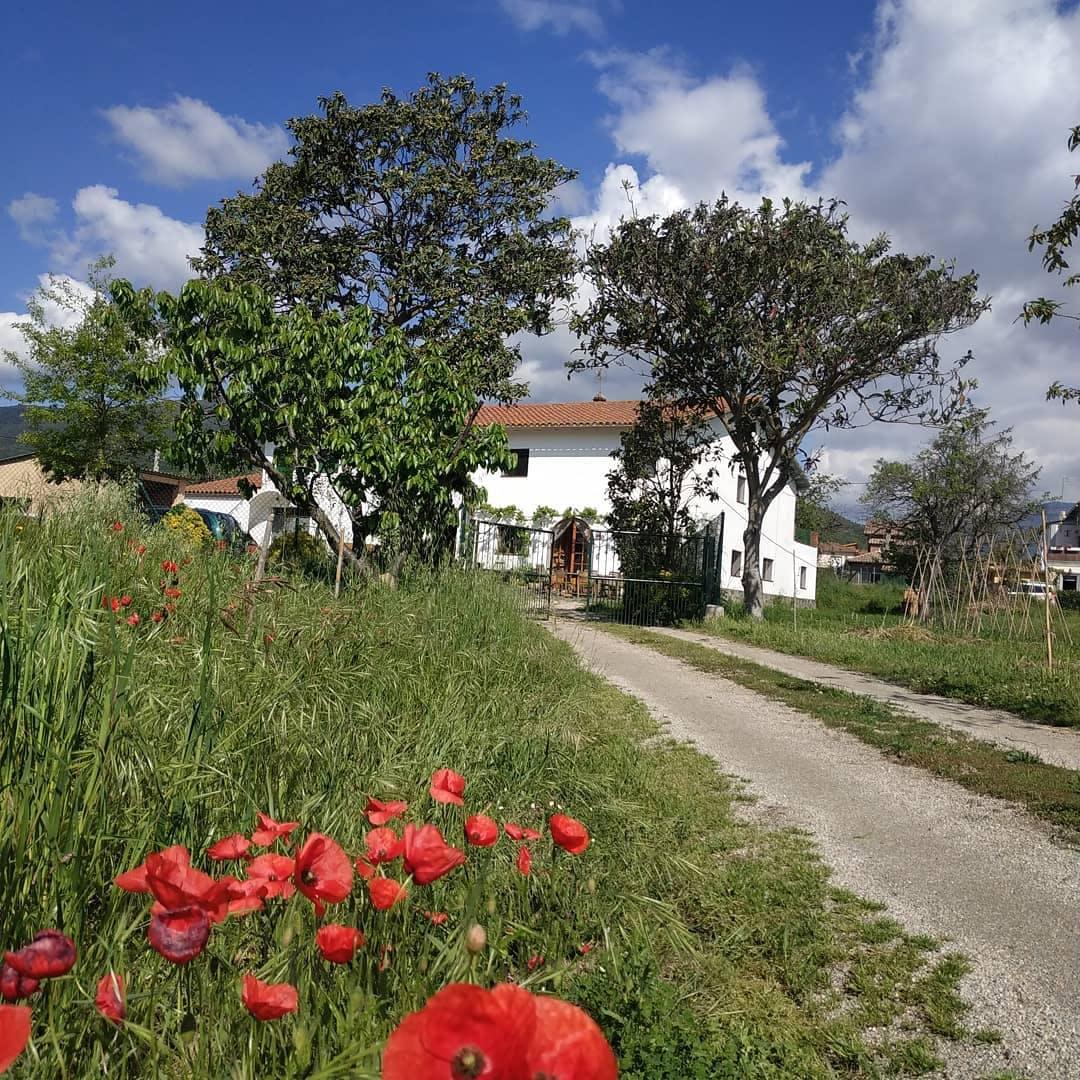 5 Residents | Santa Maria de Palautordera | Sustainable Rural Farm House  w/ Coworking