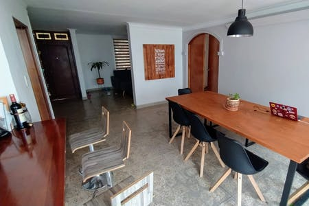 4 Residents   Bolivariana - In the Heart of Laureles   Incl. Coworking + Music Production Studio