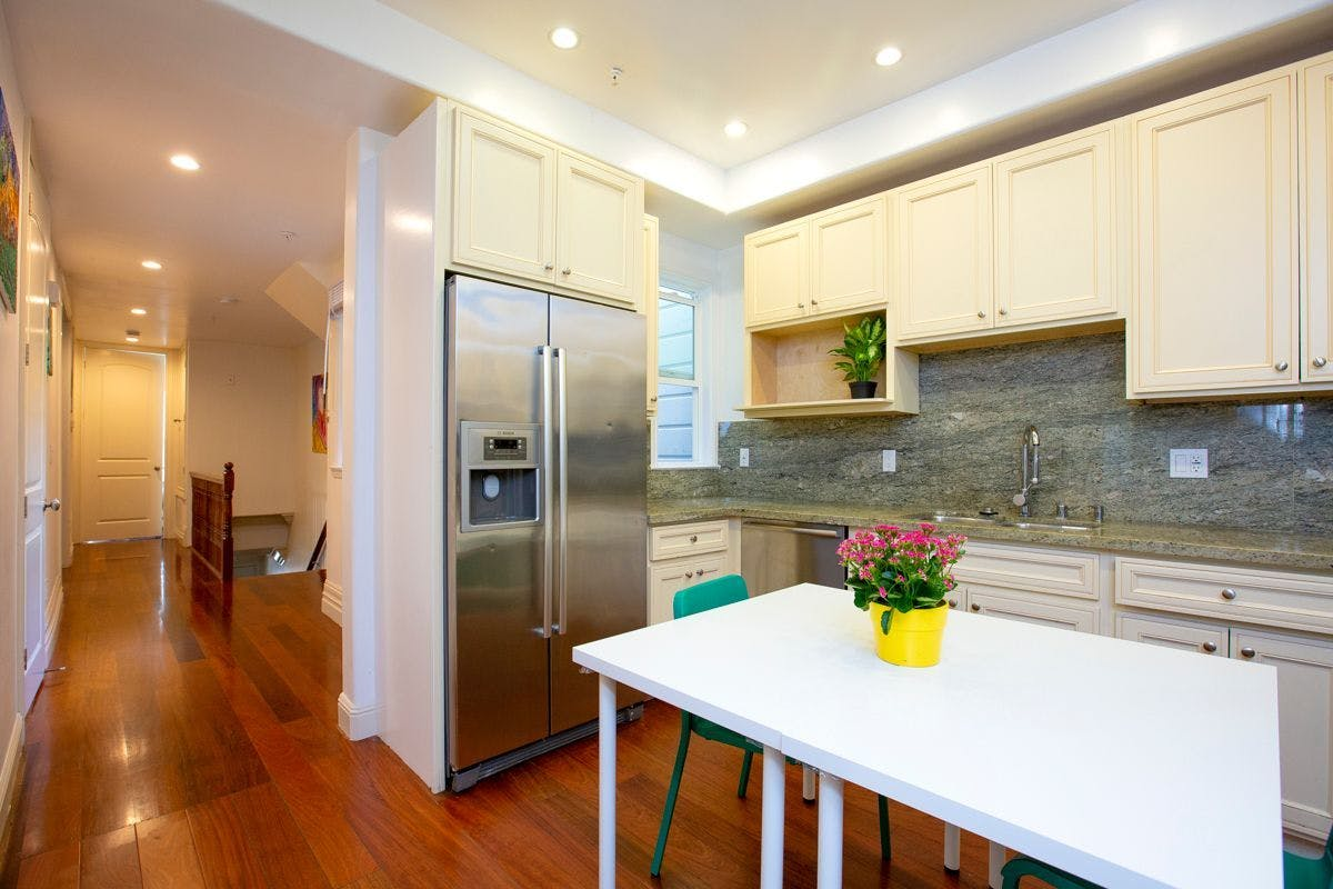 10 Residents   Inner Richmond   Oversized Designed House w/ Coworking + Outdoor Areas
