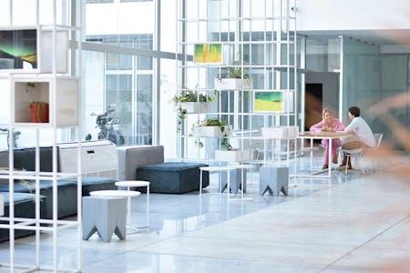 Next to UBA | Modern Loft Apt. - Incl. Pool + Solarium + Garden  Terrace