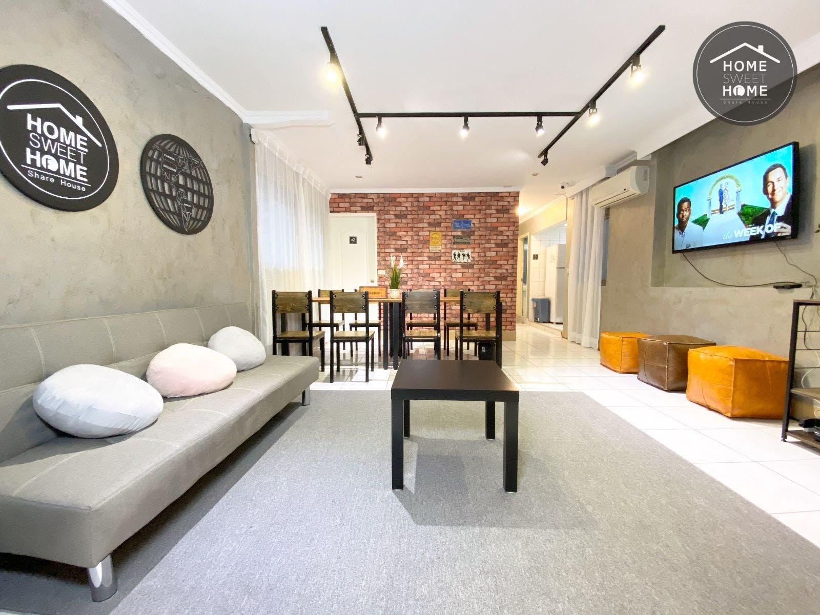 7 Residents   Shuangcheng St. - Taipei Zhongshan   Comfortable Urban Apts - Incl. Workspace