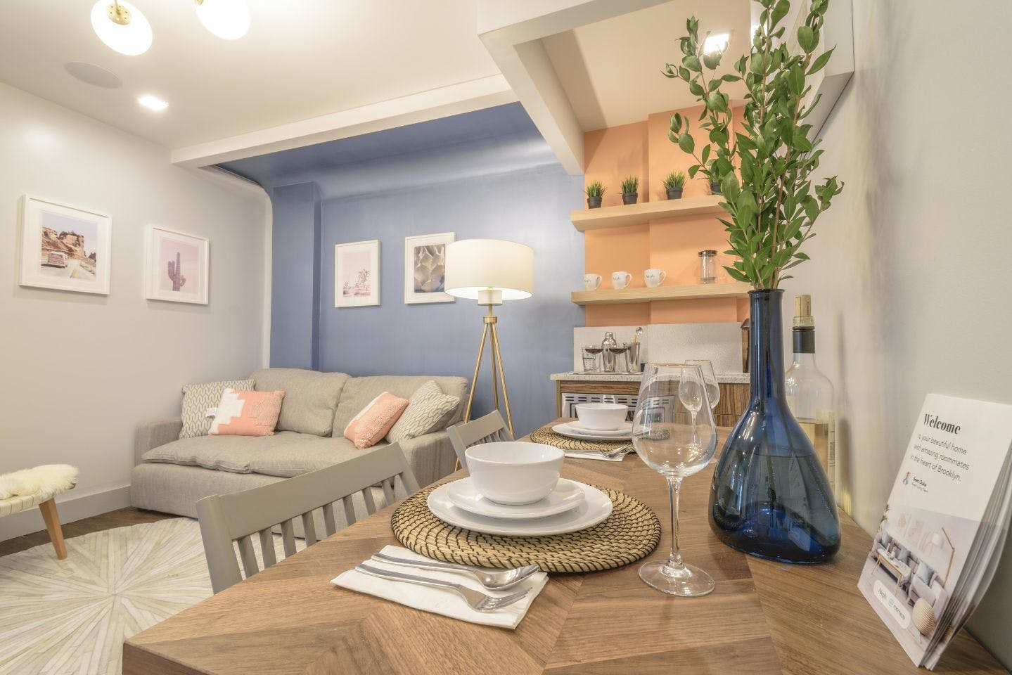 3 Residents | Ralph Ave.- Bed- Stuy | New Elegant Apt.