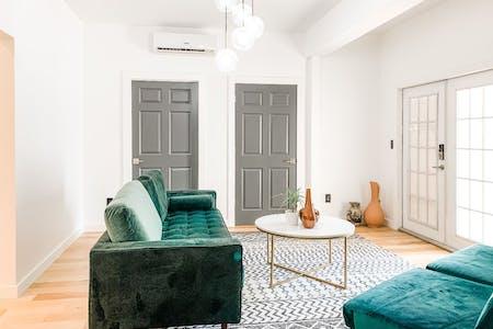 Spacious Stylish House w/ Terrace