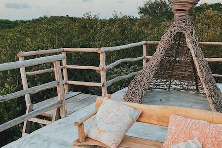 Rustic Luxury Beach Villa - Incl. Coworking + Pool