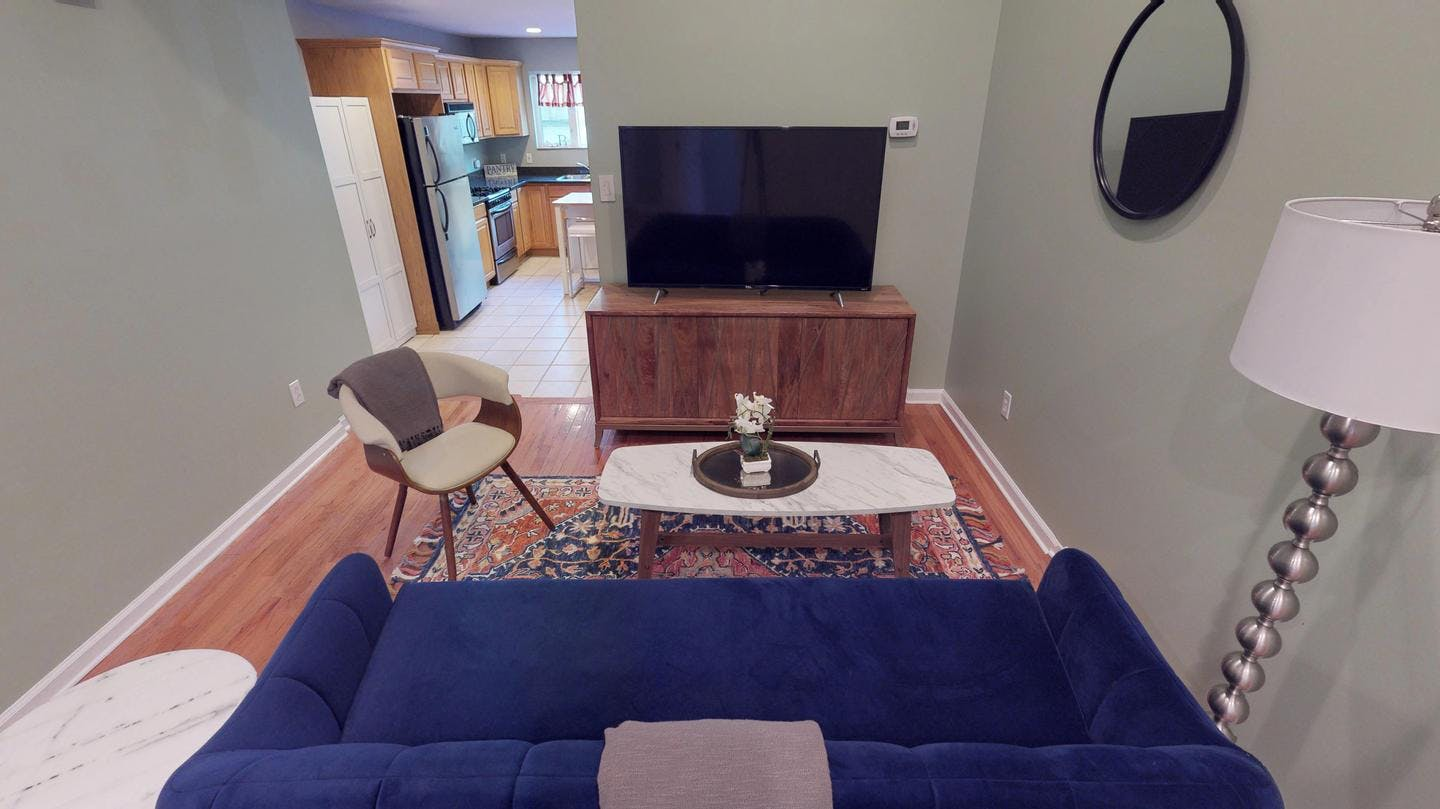 5 Residents | Cambridge St. - Northern Liberties | Colorful Urban House - Incl. Terrace + Private Garden