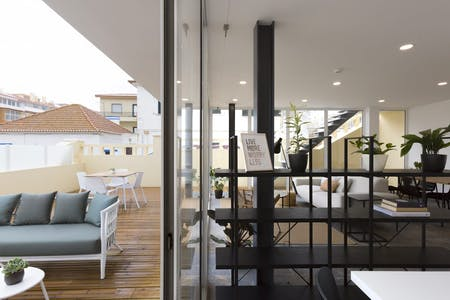 5 Min From The Beach | Trendy Styled Villa - Incl. Coworking + Large Terrace Deck
