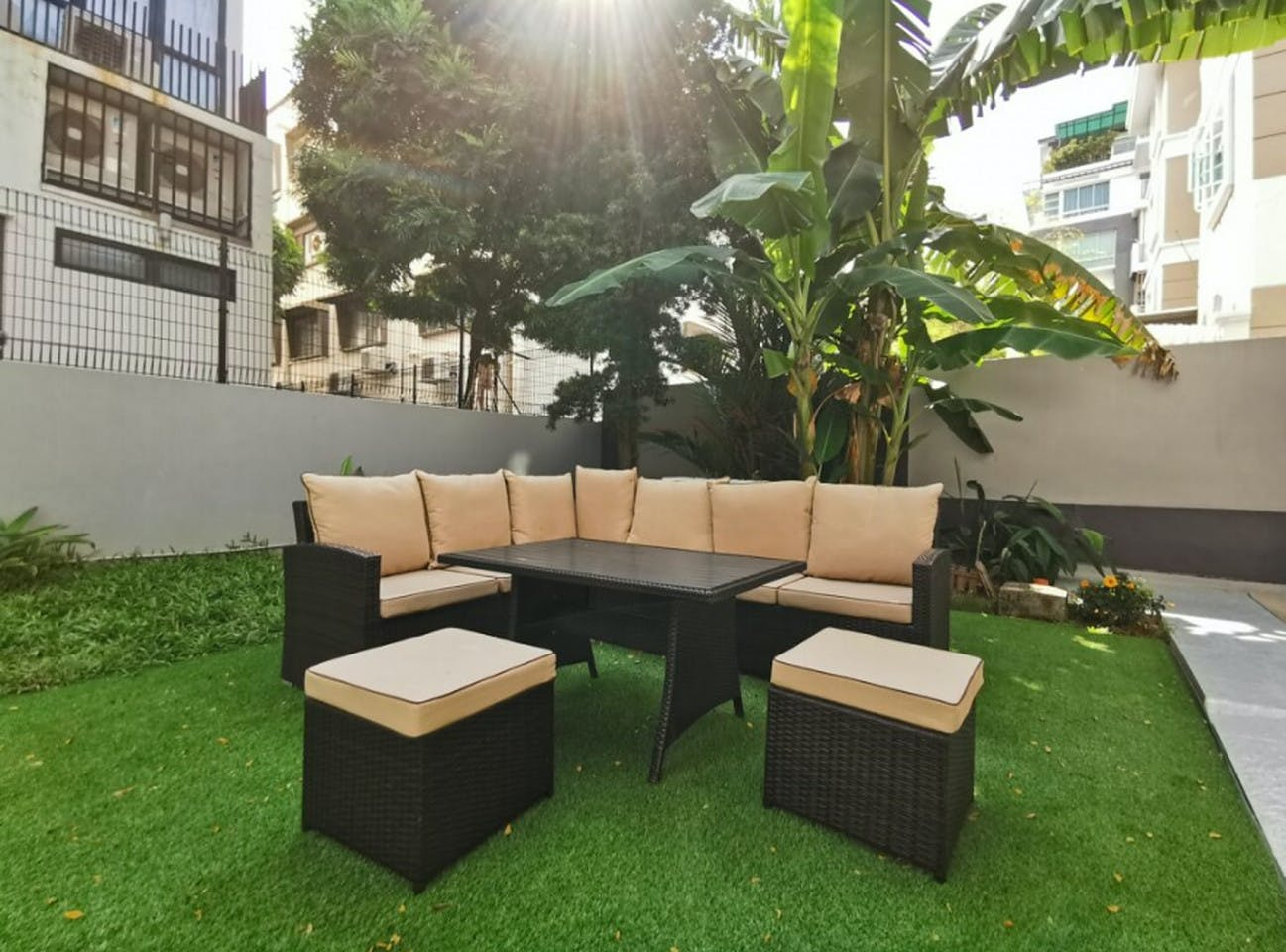 22 Residents   Joo Chiat   Airy Minimalist Style Apt. - Incl. Terrace + Outdoor Areas.