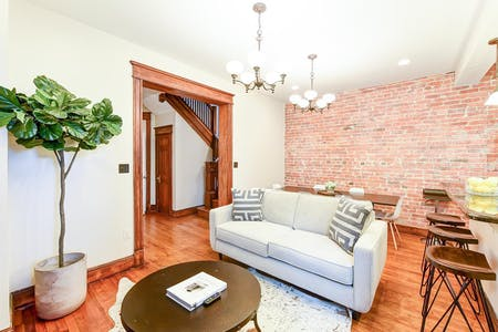 4 Residents   Columbia Heights   Comfortable Beautiful Townhouse