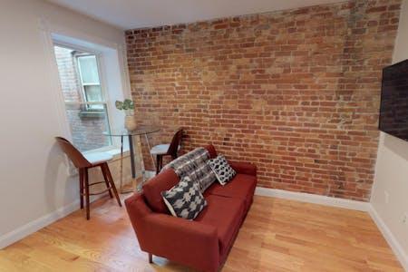 3 Residents   Columbia Heights   Stylish Home w/ Backyard