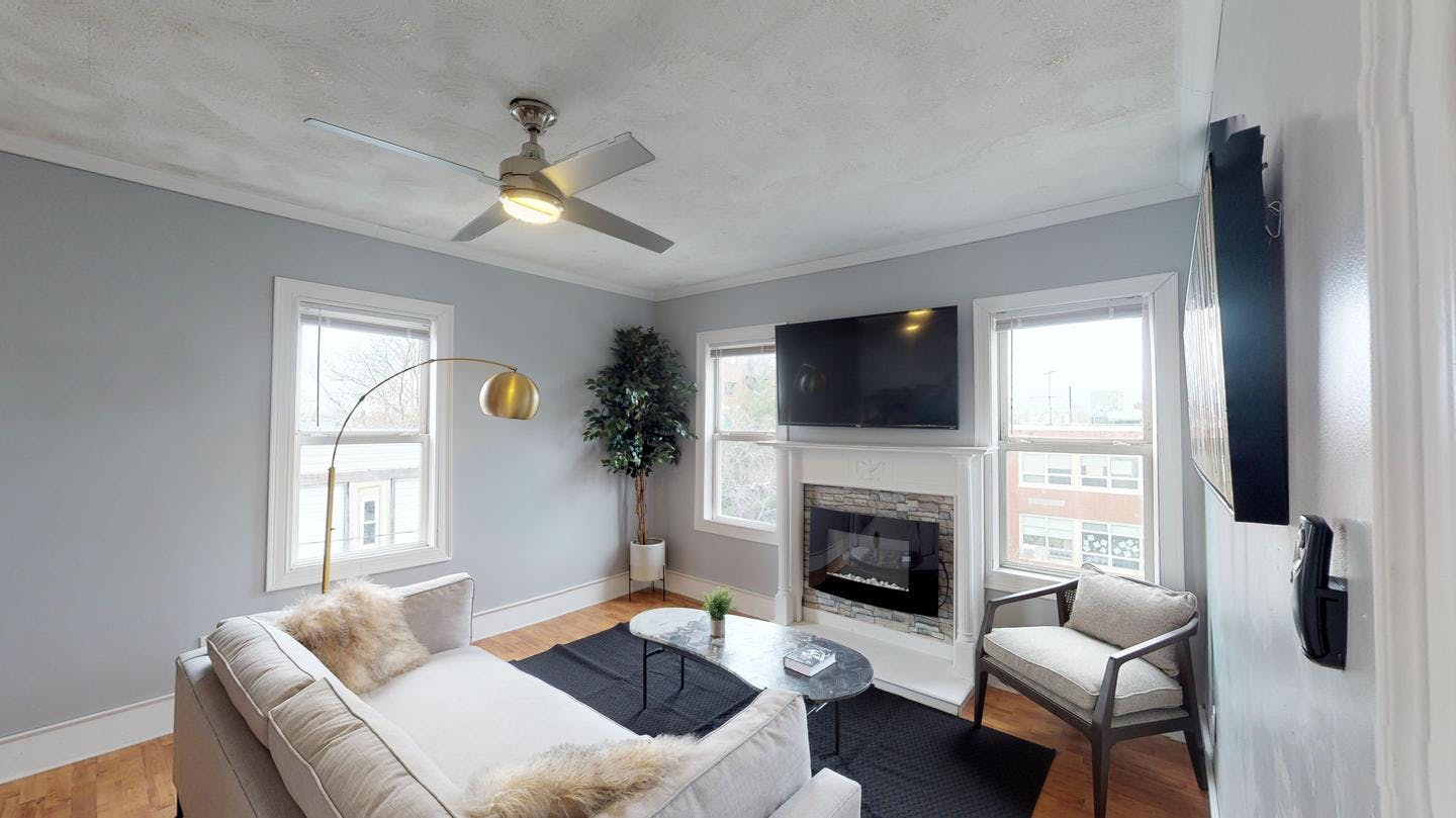 4 Residents | Prospect Hill - Ward Two | Cozy Stylish Home