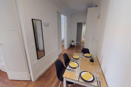 5 Residents | Vaugirard | Bright and Modern Apt.