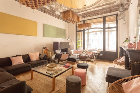 21 Residents | Rue Royale | Contemporary House - Incl. Coworking and Movie Room
