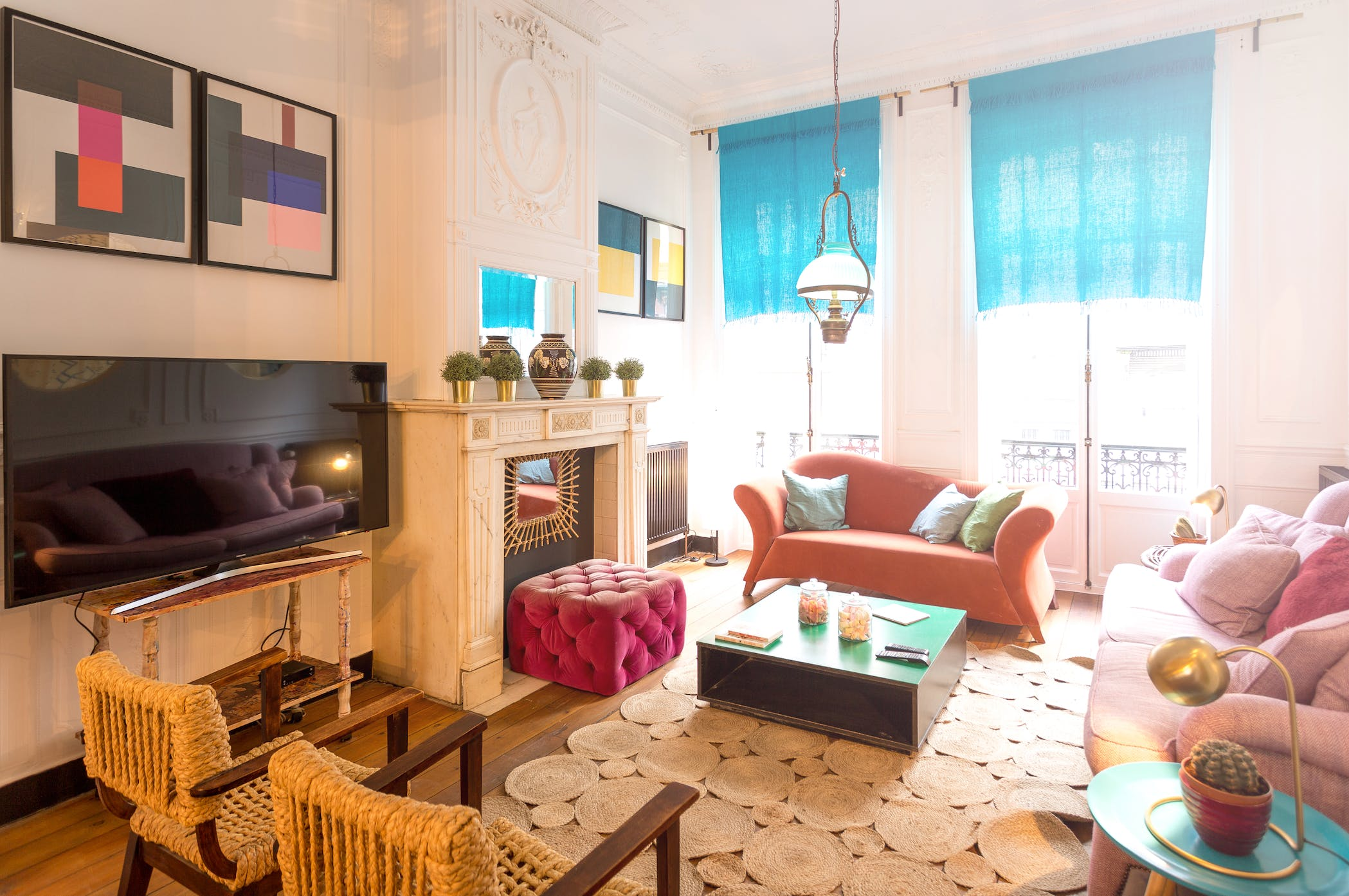 Central Cosy and Spacious House - Incl. Coworking