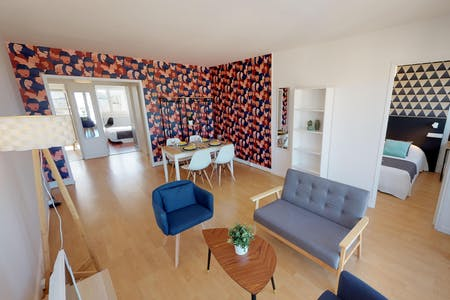 3 Residents | Clichy | Elegant and Cosy Apt.