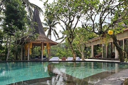 52 Residents | Ubud | Upscale Luxury Complex w/ Coworking + Pool + Bar + Lounge Areas