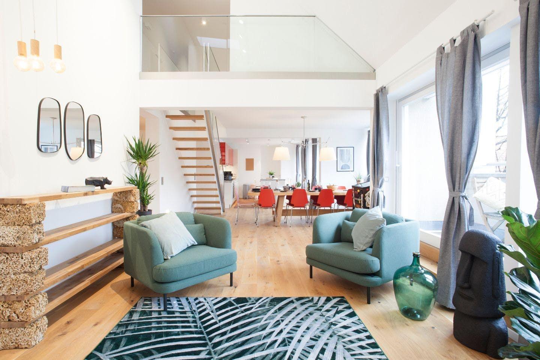 7 Residents | Delbrückstraße  - Neukölln | Brand New Designed Apt - Incl. Workspace