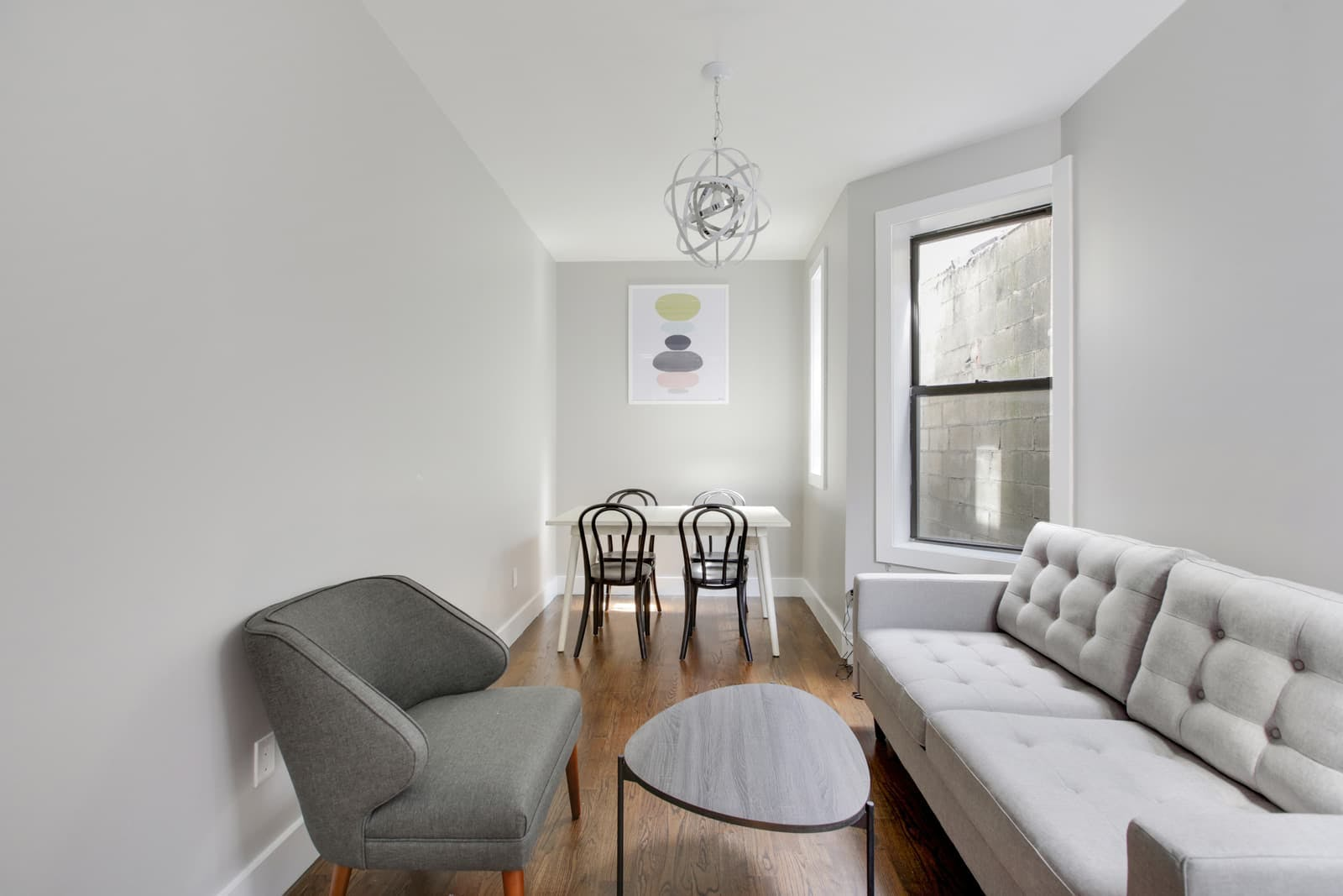 3 Residents | Sugar Hill | Chic Styled Apt.