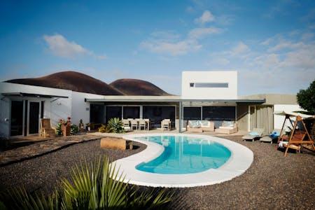 Luxury Complex Overlooking Volcano w/ Pool + Yoga Deck