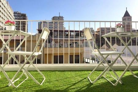 Modern Designed Unit - Incl. Terrace