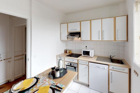 Comfy Styled Apt - Incl. Large Workspace