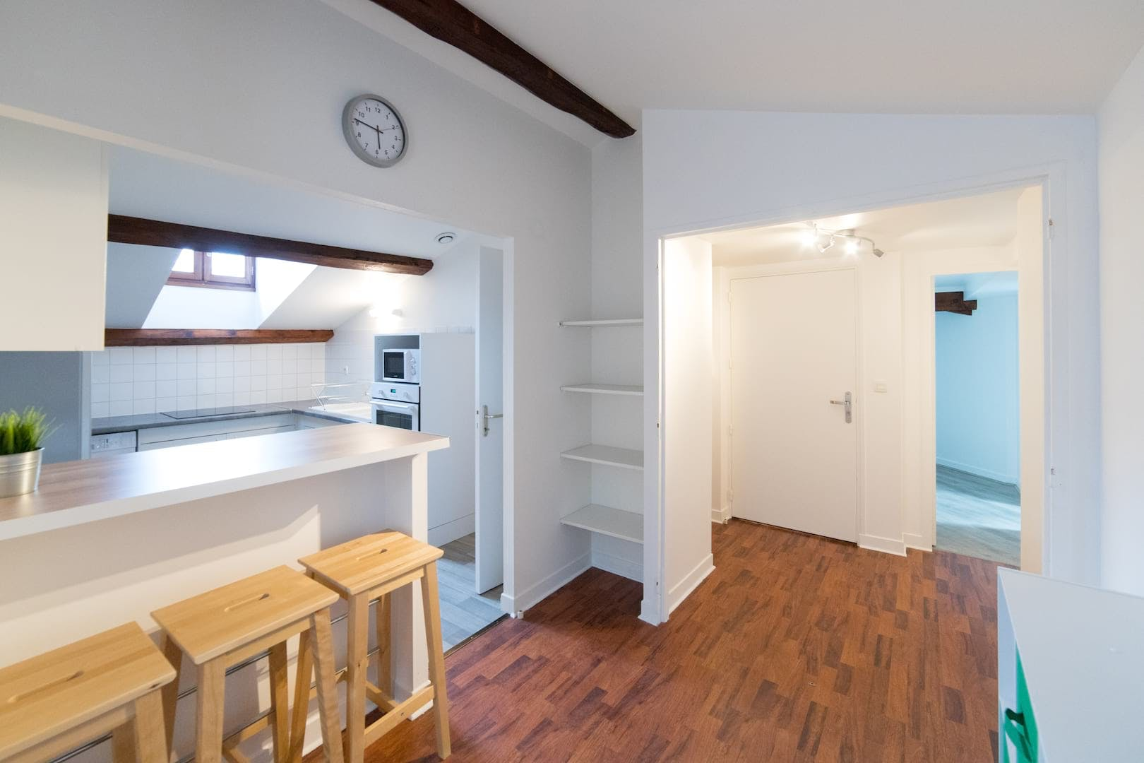 5 Residents | Les Chalets | Lovely Spacious Apt. - Incl. Workspace
