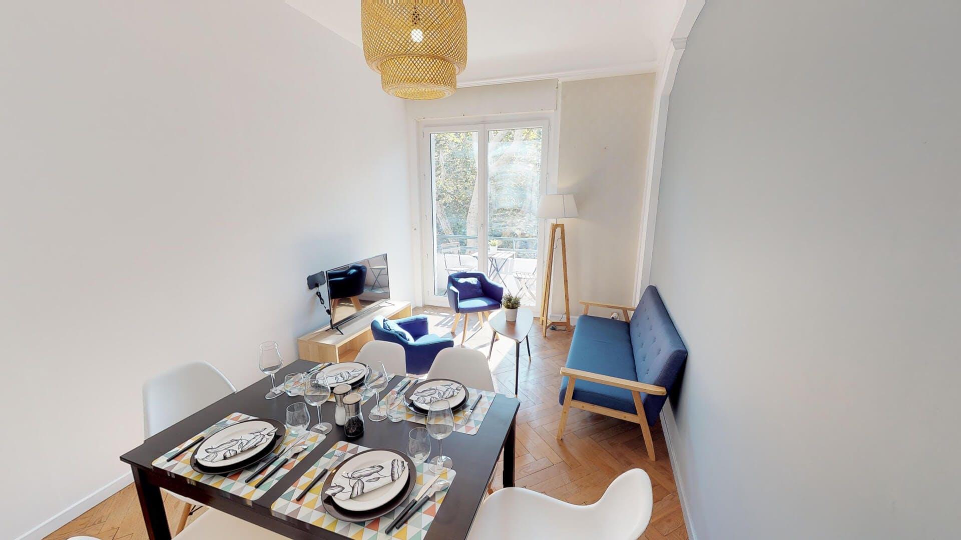 5 Residents   Vauban   Radiant Urban Apt. - Incl. Terrace