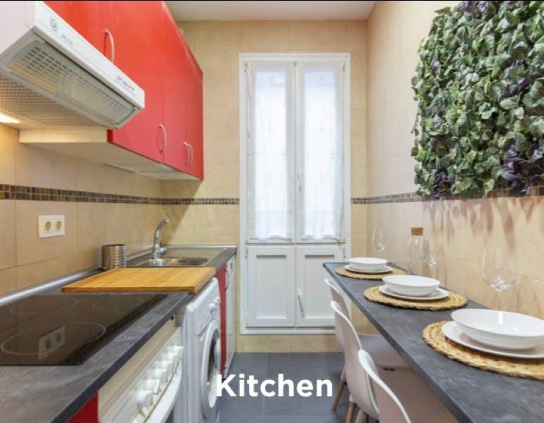 5 Residents | Arapiles - Chamberí | Urban Styled Apt.