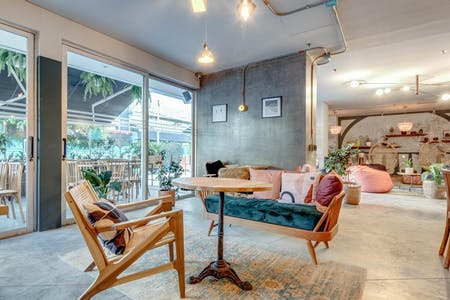 35 Residents | Chicó Norte | Upscale Designed Building w/ Coworking + Bar