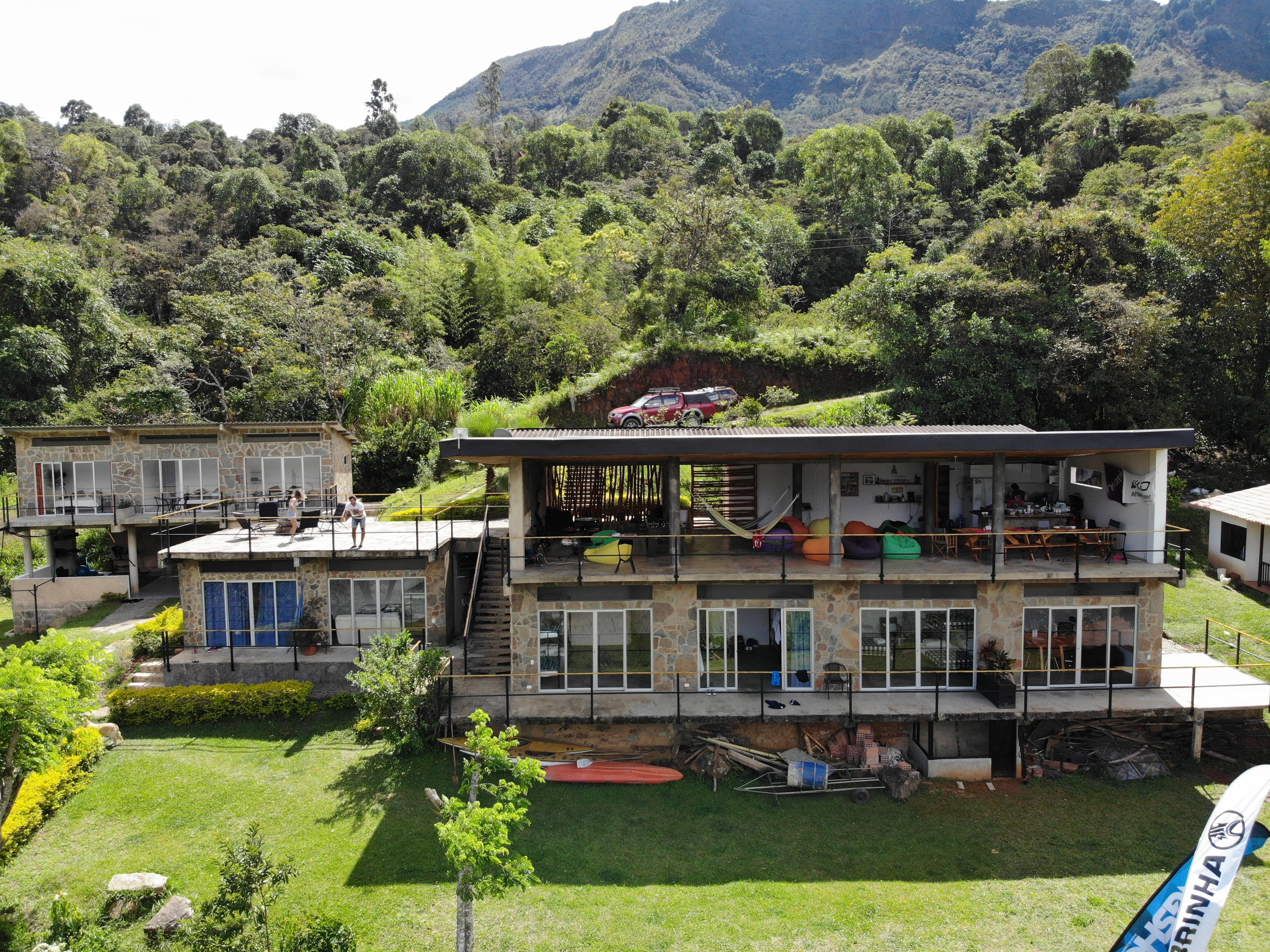 Country House Overlooking The Lake w/ Coworking + Kitesurfing School