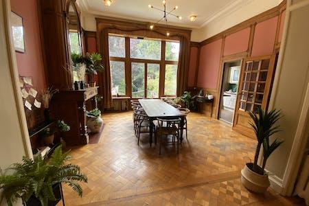 12 Residents | Ixelles - Elsene | Vibrant Stylish House w/ Garden Deck
