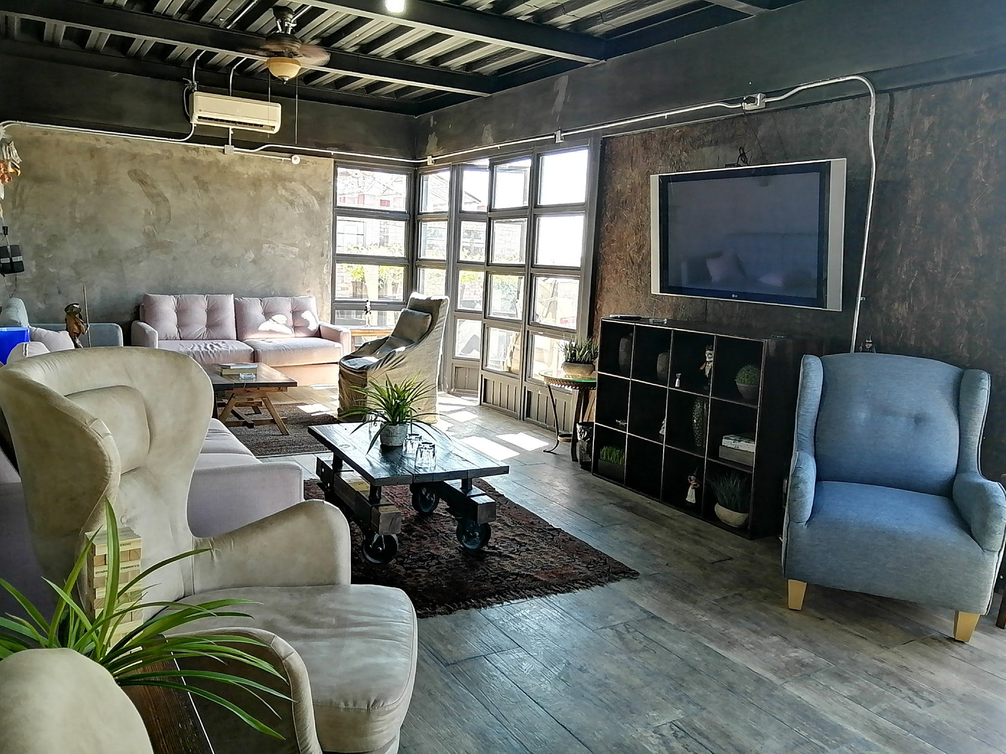 66 Residents   Industrial - Vallejo   Industrial Designed Building w/ Coworking + Rooftop Deck