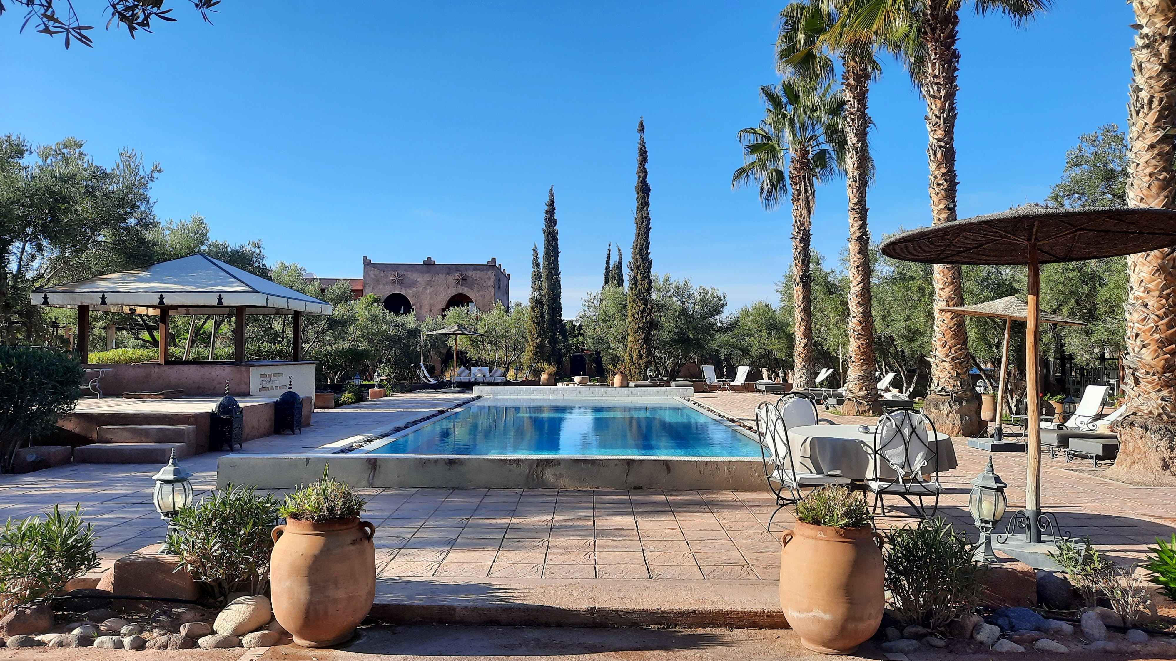 Moroccan Countryside House w/ Coworking+ Pool+ Golf Camp