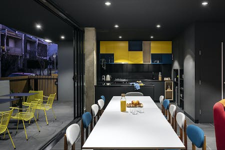Bright & Styled Studio w/ Coworking + Outdoor Areas