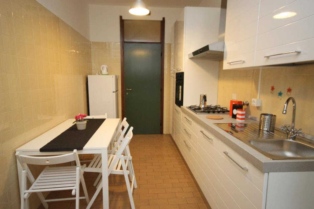 6 Residents | Abbadesse | Modern Renovated Apt. w/ Workspace