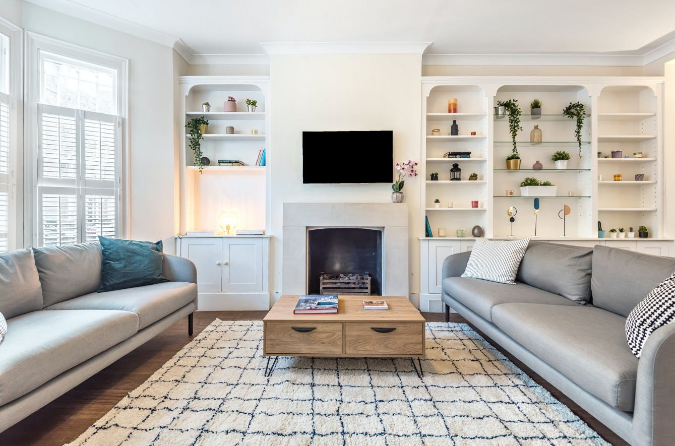 6 Residents | Chelsea | Cosy Modern House