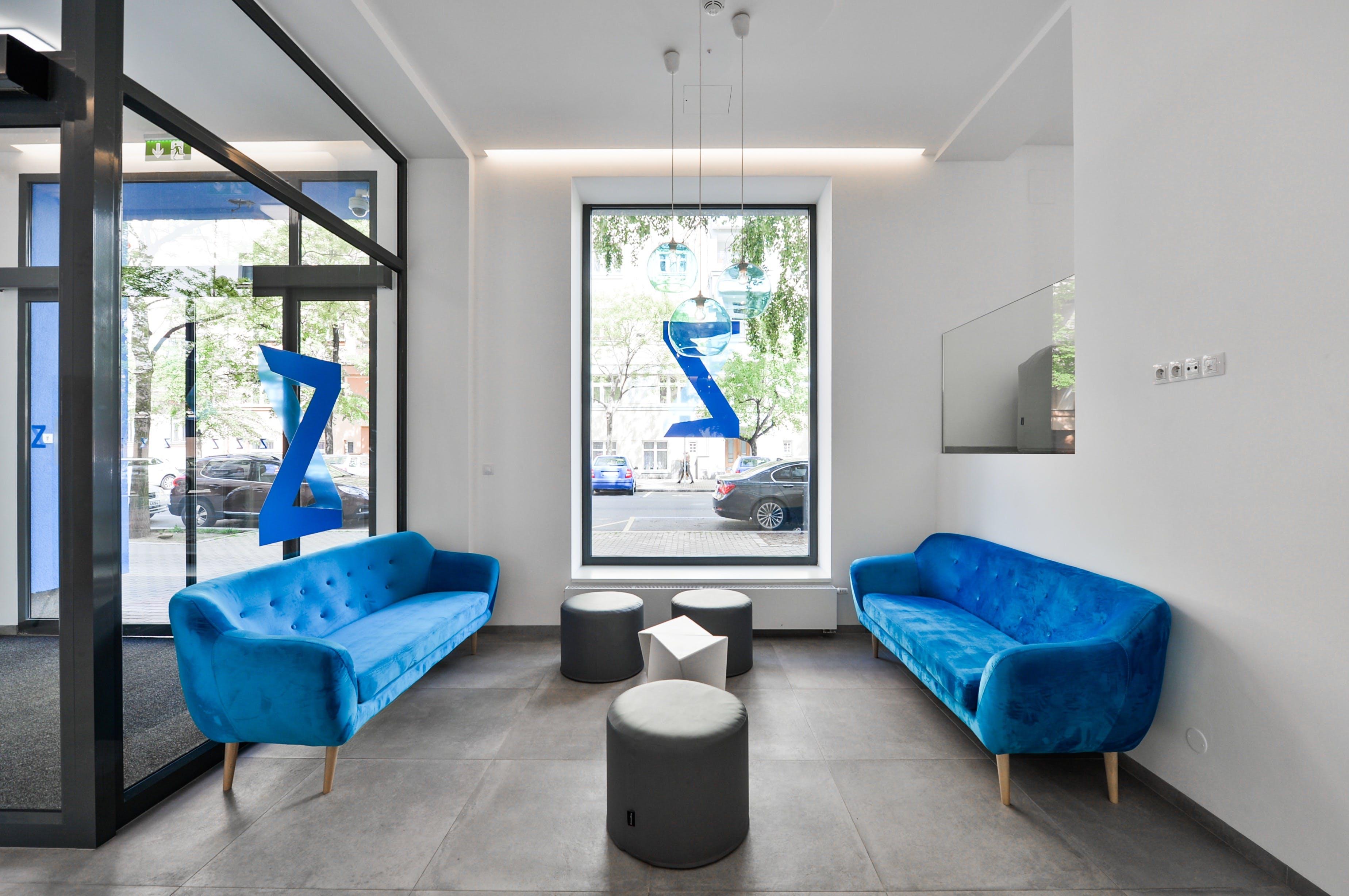 237 Residents   Holešovice   Trendy Urban Building w/ Coworking