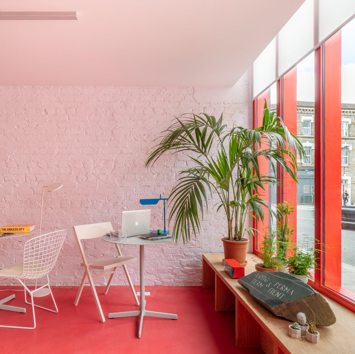 Unique Modern Studio w/ Coworking + Terrace