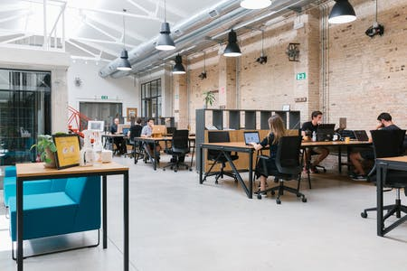Trendy Boutique Complex  w/ Rooftop Terrace + Coworking