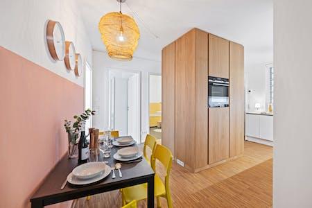 4 Residents | Sendling | Cozy Modern Apt.w/ Workspace + Terrace